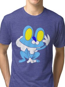 Froakie 1 Tri-blend T-Shirt