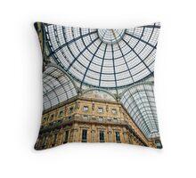 Milano43 Throw Pillow