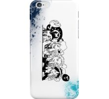 One Piece Tea Time iPhone Case/Skin