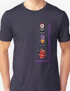 Halloween monsters II Unisex T-Shirt