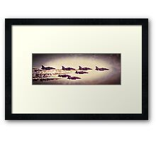 Arrows Display Framed Print