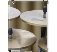 Percussion Rack with Sabian Crotales iPad Case/Skin