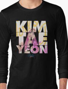 Girls' Generation (SNSD) Taeyeon 'Party' Long Sleeve T-Shirt