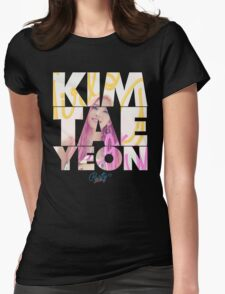 Girls' Generation (SNSD) Taeyeon 'Party' Womens Fitted T-Shirt