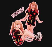 Kyary Pamyu Pamyu Womens Fitted T-Shirt
