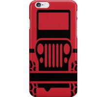 JEEP iphone Case iPhone Case/Skin