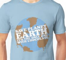 Save Planet Earth Unisex T-Shirt