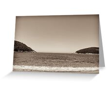 wilsons promontory landscape 2 Greeting Card
