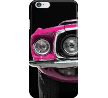 Only pink iPhone Case/Skin