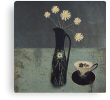 The Vintage Vase Canvas Print