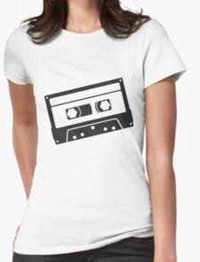Mixtape Womens Fitted T-Shirt