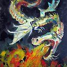 Dragon by Ellen Marcus