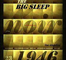 The Big Sleep by art53