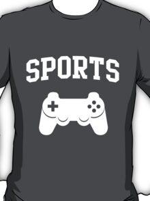 Sports Gamer Controller T-Shirt