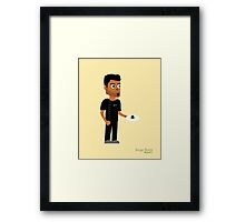 Chef Competition Winner Framed Print