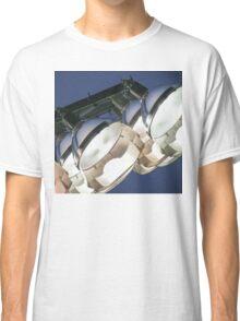Football Stadium Lights Classic T-Shirt