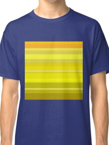 Yellow design Classic T-Shirt