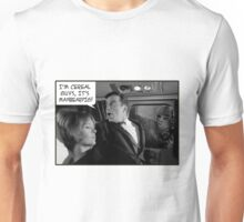 (I'm cereal guys it's) ManBearPig Unisex T-Shirt