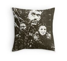 The North Remembers Throw Pillow