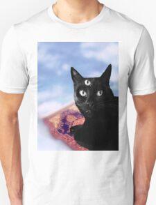 Flying Kitty Unisex T-Shirt