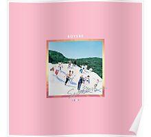 Seventeen 'Boys Be' Poster