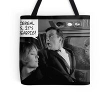 (I'm cereal guys it's) ManBearPig Tote Bag