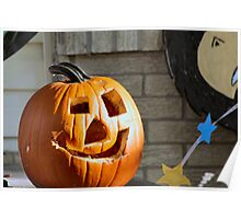 Jack the Homely Lantern Poster