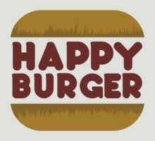 Silent Hill - Happy Burger Logo by QuestionSleepZz