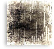 Digital Decay  Canvas Print