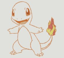Charmander by Keelin  Small