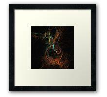 """Spiritual Ring-Bearers"" (square) Framed Print"