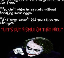 Joker Quotes by Maher Maher