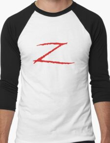 Zorro Men's Baseball ¾ T-Shirt