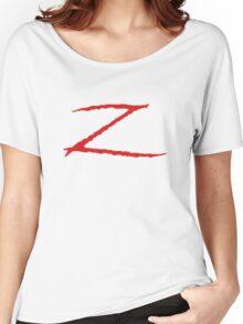 Zorro Women's Relaxed Fit T-Shirt