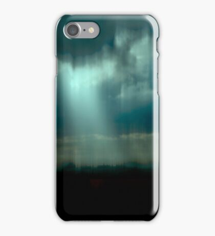 Cloud One Digital Photograph iPhone Case/Skin