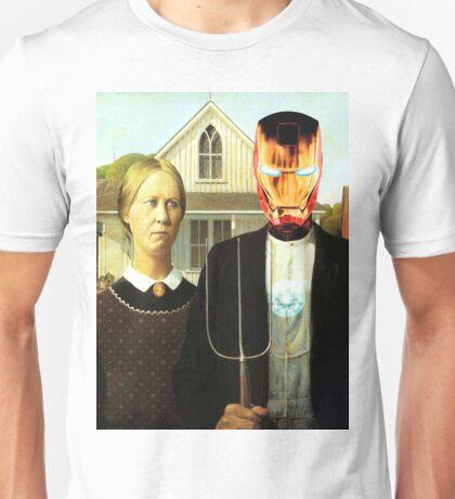 American Iron Unisex T-Shirt