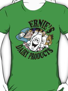 Ernies ghostly gold tops (colour) T-Shirt