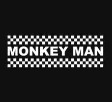 Monkey Man by bkxxl