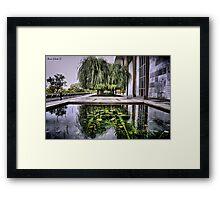 Nature & Junk Framed Print