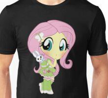 cute Equestria girls - fluttershy Unisex T-Shirt