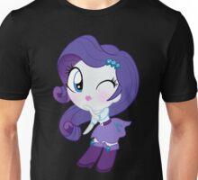 cute Equestria girls - Rarity Unisex T-Shirt