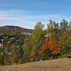 St Sauveur in the Fall by caybeach