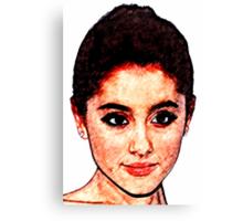 Ariana Grande 1 Canvas Print