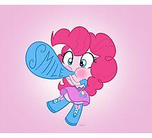 cute Equestria girls - Pinkie Photographic Print