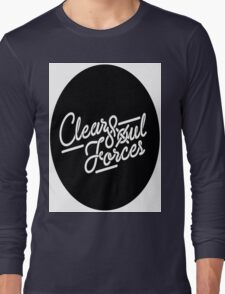Clear Soul Forces Long Sleeve T-Shirt