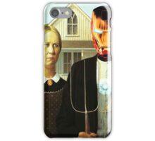 American Iron iPhone Case/Skin