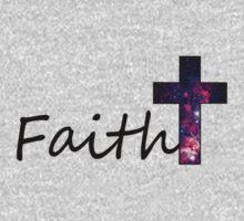 Faith- Galaxy Cross Kids Clothes
