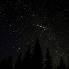 Shooting Star by Justin Atkins