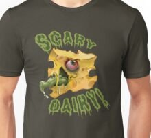 SCARY DAIRY!  Unisex T-Shirt