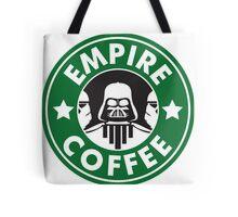 Empire Coffee Tote Bag